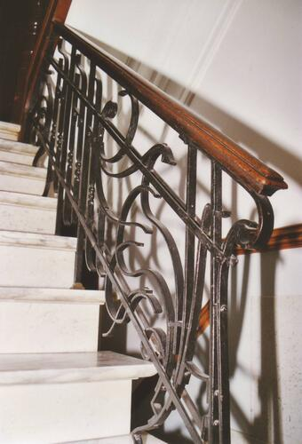 bruxelles extension est maison kwachet rue van campenhout 51 strauven gustave. Black Bedroom Furniture Sets. Home Design Ideas