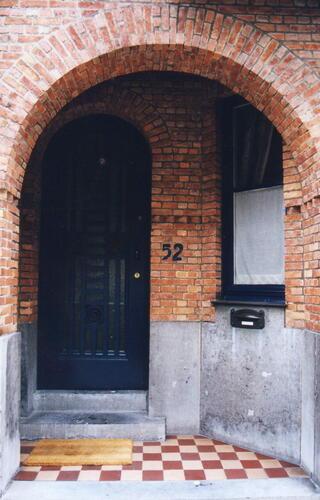 Woluwe saint pierre rue maurice li tart 30 32 34 44 52 56 58 62 64 de ligne jean - Moulure architectuur ...