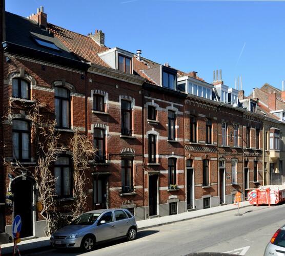Schaerbeek rue victor hugo for Adresse maison communale schaerbeek