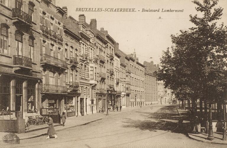 Schaarbeek lambermontlaan for 30 banks terrace swampscott ma