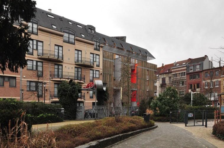 Schaerbeek rue louis scutenaire for Jardin public pdf