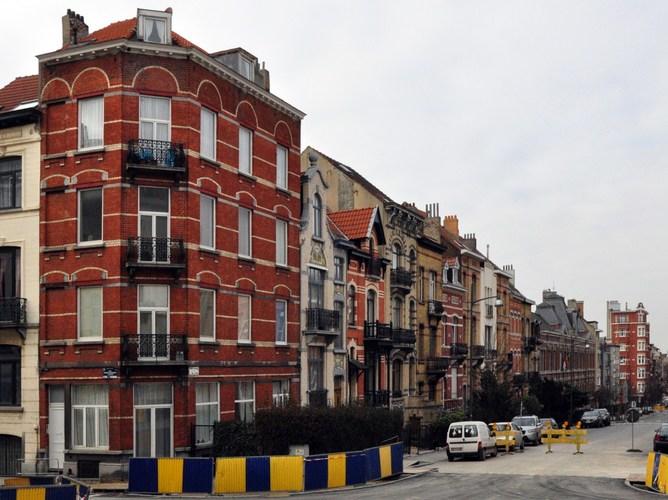 Schaerbeek Grande rue au Bois # Rue Du Bois Sabot Dreux