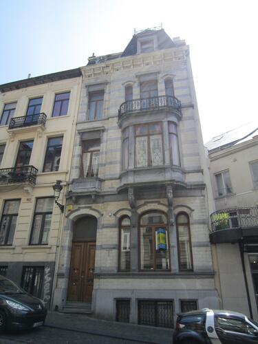 Rue Charles Hanssens 10, 2015