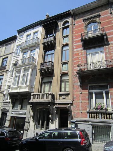 Rue Charles Hanssens 11, 2015
