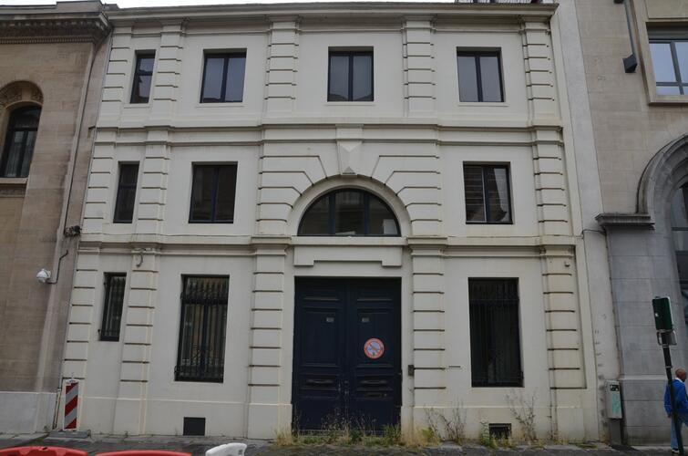 Rue Ducale 63, 2015