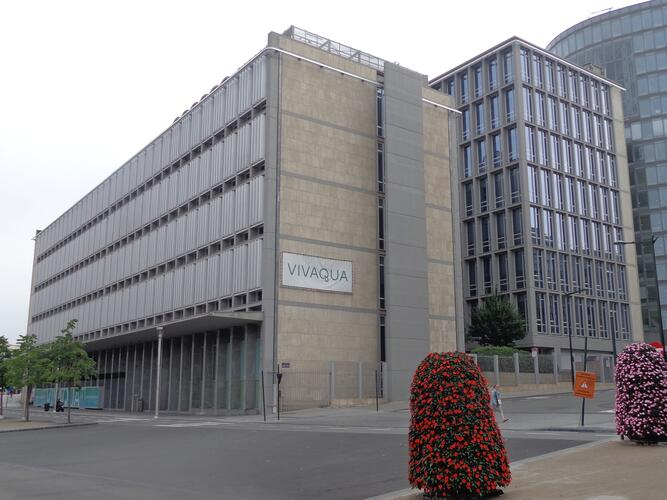 Boulevard de l'Impératrice 17-19, 2015