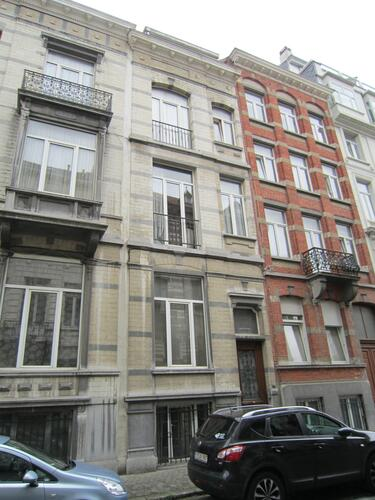 Rue aux Laines 35, 2015