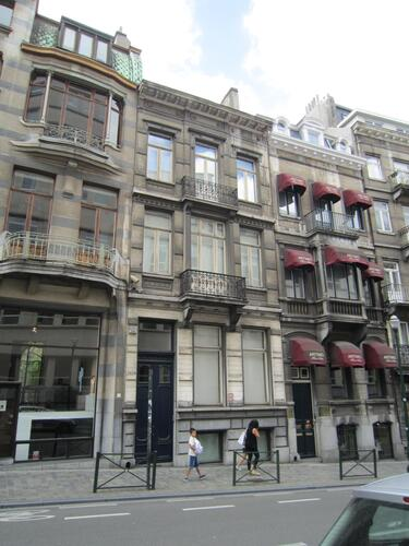 Rue Lebeau 35, 2015
