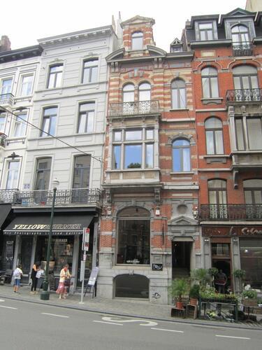 Rue Lebeau 67, 2015