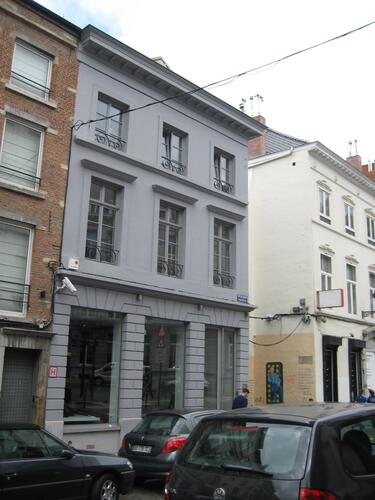 Rue des Minimes 29, 2015