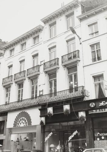 rue de Namur 40-42, 44, 1981