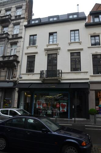 Rue de Namur 68, 70, 2015