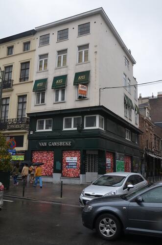 Rue de Namur 89, 2015