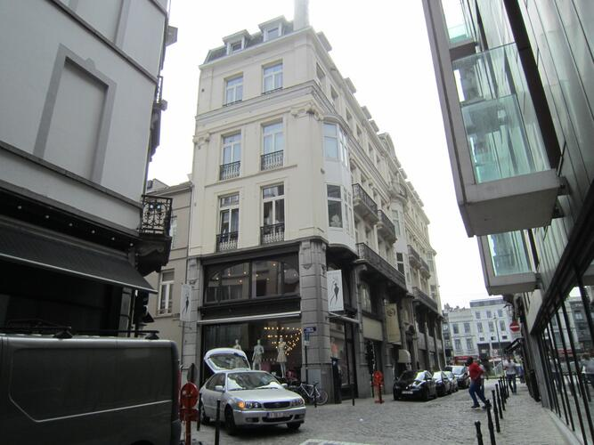 Rue du Pépin 50-56, 2015