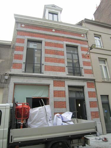 Rue de la Reinette 10-12, 2015