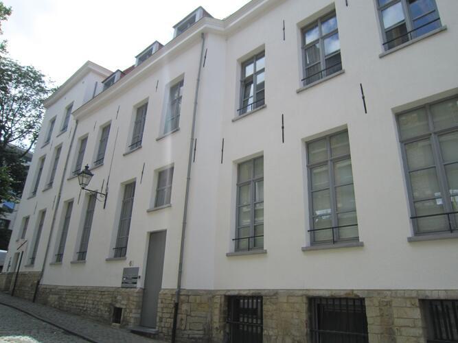 Rue de Ruysbroeck 63-65, 2015