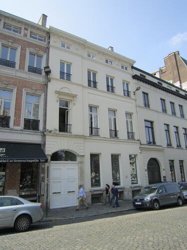 Rue des Sablons 9, 2015