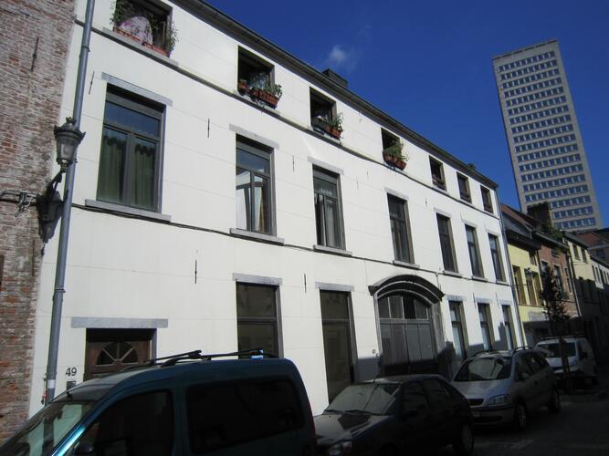 Rue de la Samaritaine 45-47, 2015