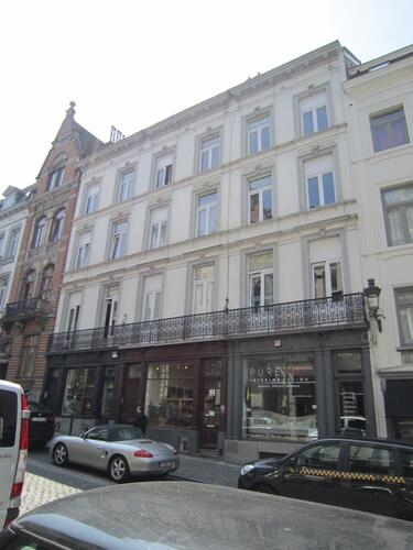 Rue Watteeu 7, 2015