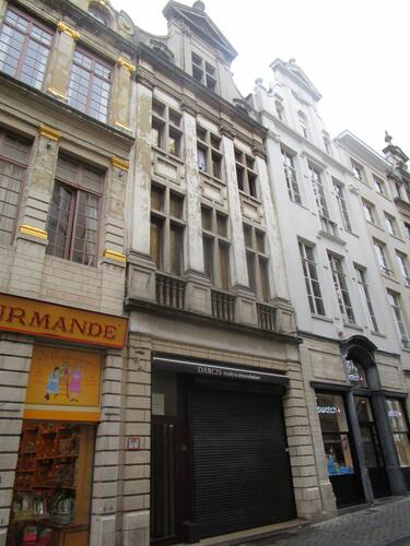 Rue au Beurre 40, 2015