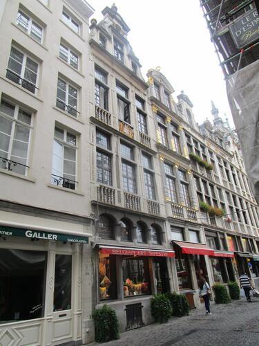 Rue au Beurre 46, 2015
