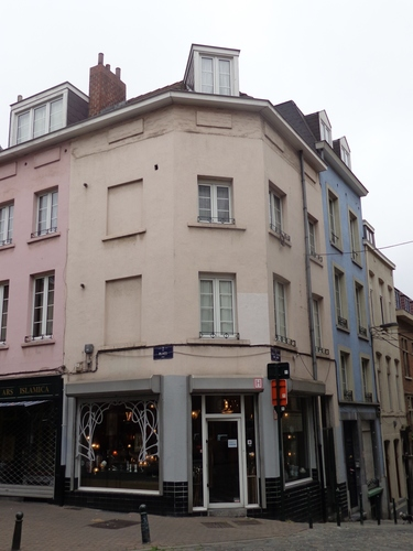 Rue Blaes 29, 2015