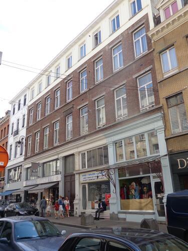 Rue Blaes 56-64, 2015