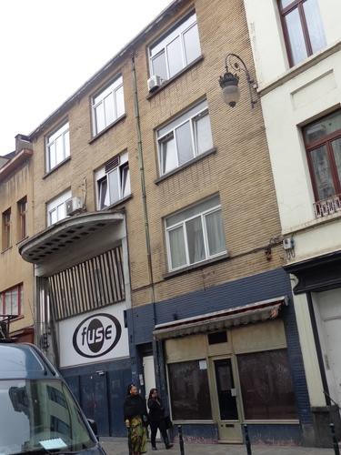 Rue Blaes 210-212, 2015