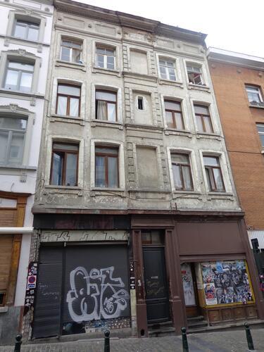 Rue du Chevreuil 3-5-7, 2015