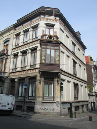 Rue Duquesnoy 31, 2015