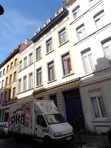 Rue des Fleuristes 37, 2015
