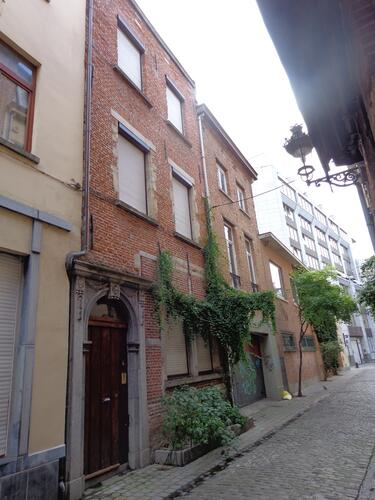 Rue de la Gouttière 4, 2015