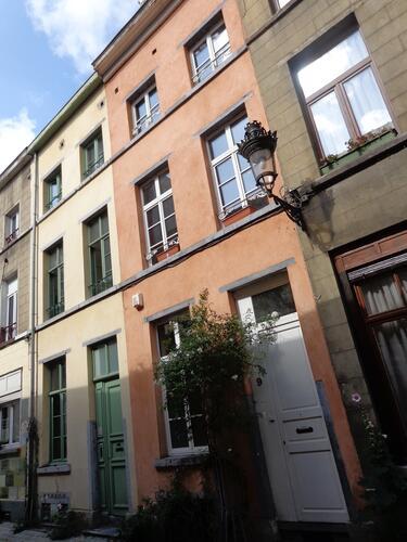 Rue de la Gouttière 9, 2015