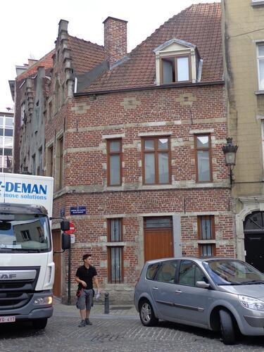Rue de la Gouttière 15, 2015