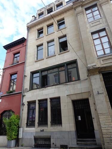 Rue des Grands Carmes 14, 2015