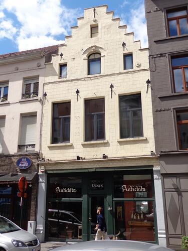 Rue Haute 169, 2015