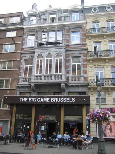 Rue Henri Maus 5-7, 2015