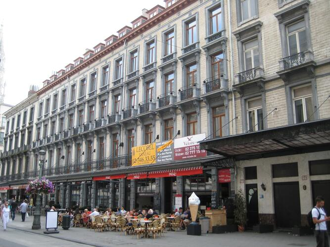 Rue Henri Maus 33-35-37-39-41-43-45-47-49-51, 2015