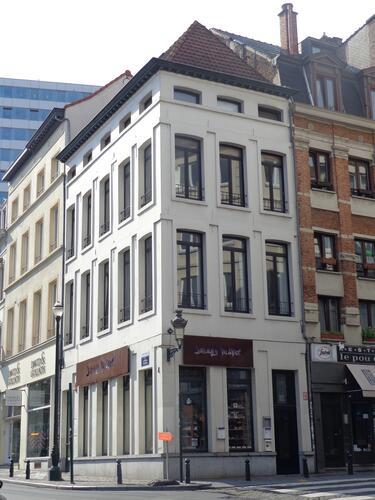 Rue de l'Hôpital 1, 2015
