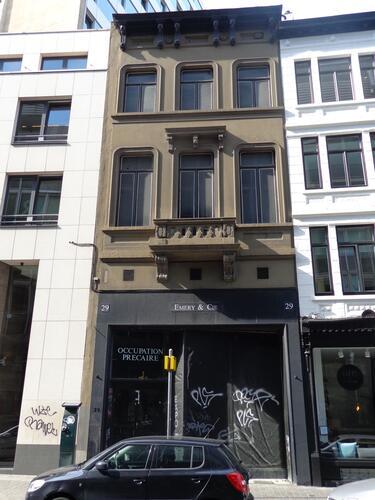 Rue de l'Hôpital 29, 2015