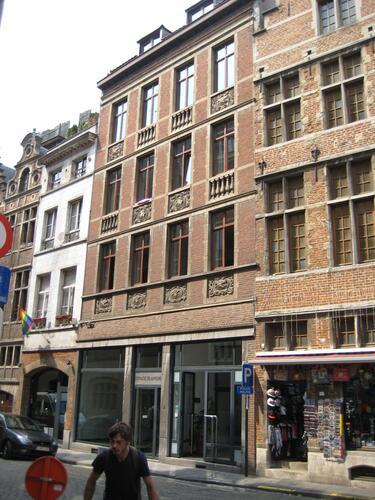 Rue du Marché au Charbon 3, 2015