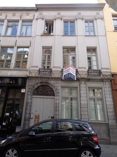 Rue du Marché au Charbon 66, 2015
