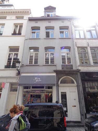 Rue du Marché au Charbon 62, 2015