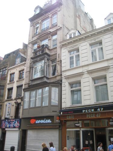 Rue du Marché aux Poulets 49, 2015