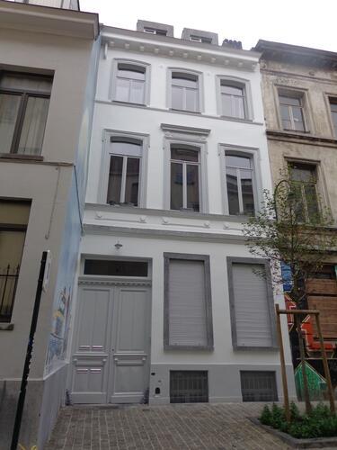 Rue Philippe de Champagne 29, 2015