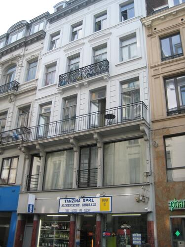 Rue des Pierres 5-7, 2015