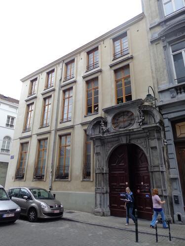 Rue du Poinçon 21, 2015