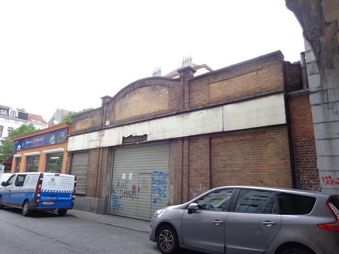 Rue Sallaert 2, 2015