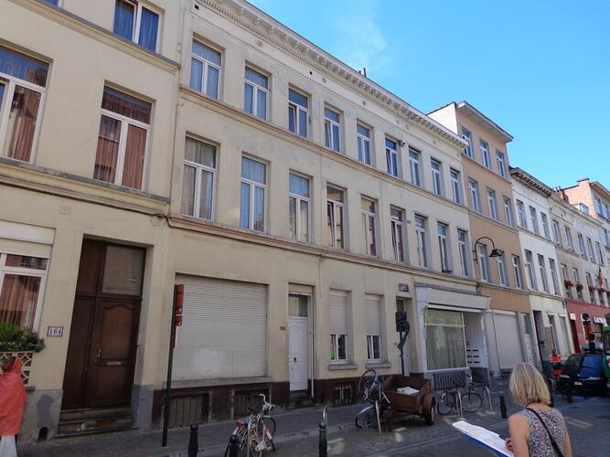 Rue des Tanneurs 166 à 170, 2015