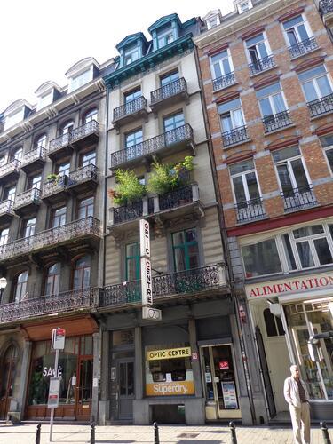 Rue des Teinturiers 7-9, 2015